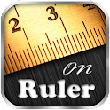 линейка - ON RULER icon
