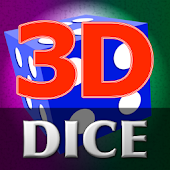 Real 3D Star Dice