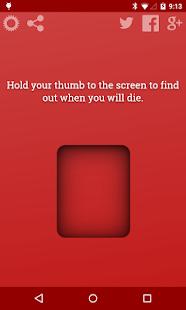 Death Scanner Prank - screenshot thumbnail