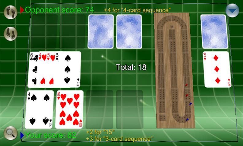 Cribbage Forever Screenshot