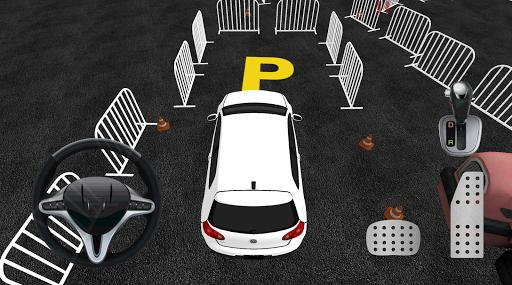 3D Spor Araba Park Etme