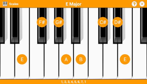 【免費書籍App】KeyChord - Piano Chords/Scales-APP點子