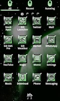 Screenshot of XONE GO Launcher EX
