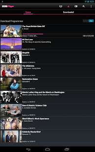 BBC iPlayer - screenshot thumbnail