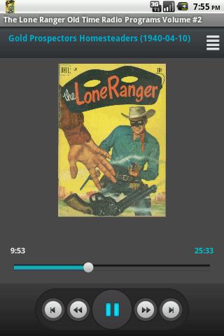 Lone Ranger The OTR Vol. 2