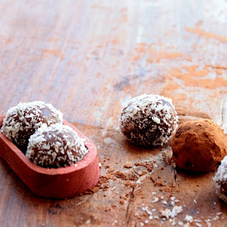 Chocolate Biscuit Truffles Recipes.
