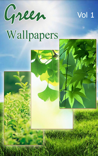 Green Wallpapers 1