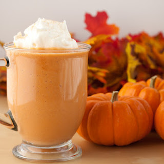 Pumpkin Spice Smoothie.