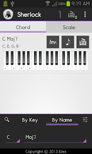 Chord / Scale Finder LE- screenshot thumbnail