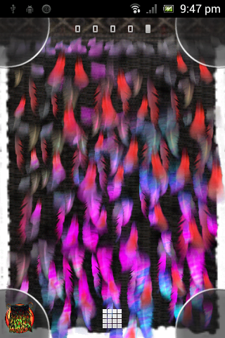 Korowai: Maori Cloak Wallpaper