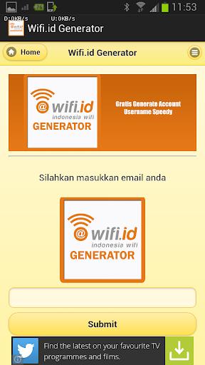【免費工具App】Wifi.id Generator-APP點子