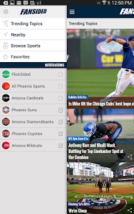 FanSided | Sports & Ent. News - screenshot thumbnail