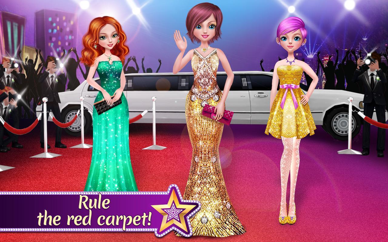 Fashion Designing Contest Games