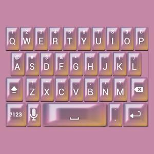 Beautiful Pearl Keyboard Skin