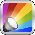 Bright Color Flashlight free icon