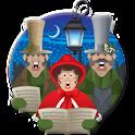Xmas Carols-Karaoke Sing Along logo