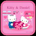 Hello Kitty Lov eFor You Theme icon