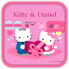 Hello Kitty Lov eFor You Theme icon
