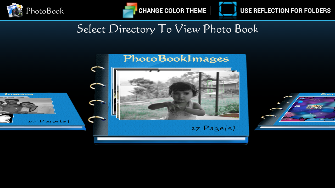 Photo Book Picture Album- screenshot