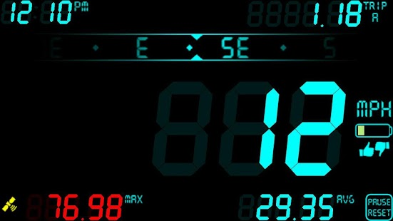 DigiHUD Speedometer - screenshot thumbnail