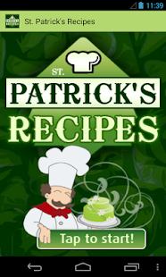 St Patrick's Recipes- screenshot thumbnail