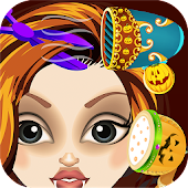 Halloween Spa Salon - Kid Game