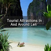 Tourist Attractions Leh