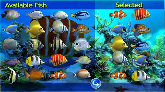 Sim Aquarium Live Wallpaper 7