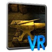 Blacksmith Forge VR Cardboard