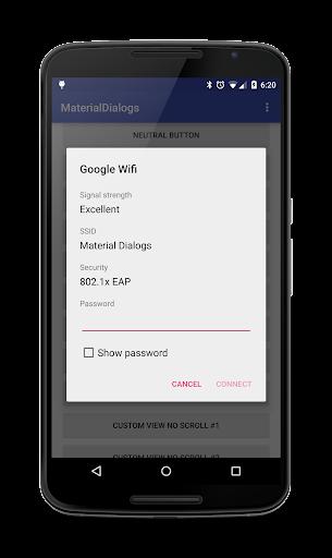 免費下載程式庫與試用程式APP|Material Dialogs Library Demo app開箱文|APP開箱王