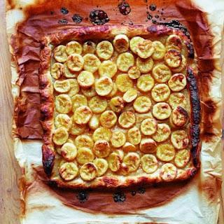 Banana Pastis Pie