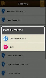 iStoryguide Loches- screenshot thumbnail
