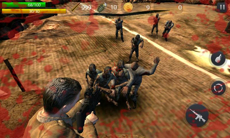 Zombie Hell - Zombie Game - screenshot