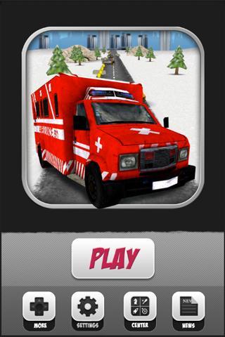 Ambulance Racing Super Highway