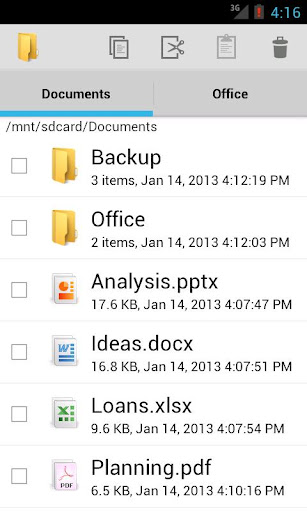 File Explorer Trial