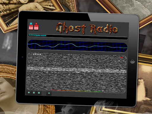 Paranormal Ghost EVP/EMF Radio  screenshots 15