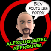 Alex du Quebec Soundboard