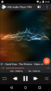 USB Audio Player PRO- screenshot thumbnail