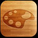 iWood Shelf Theme (FREE!) icon