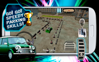 Screenshot of Funky Parking 3D