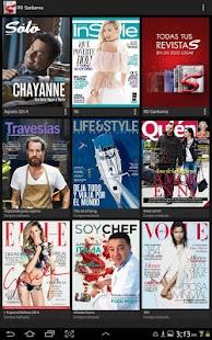 Revistas Digitales Sanborns - screenshot thumbnail