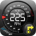 GPS Speedometer Altimeter  + icon