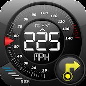 GPS Speedometer Altimeter  +