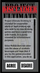 Project Ultimate Drinking Game - screenshot thumbnail