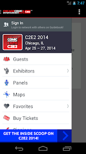 C2E2 2014 - screenshot thumbnail