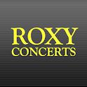 Roxy-Concerts logo