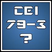 CEI 79-3 - Alarm System