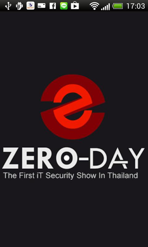ZeroDay - screenshot