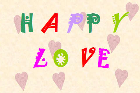 HAPPY LOVE - Love Test