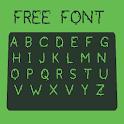 Blood Font Free icon